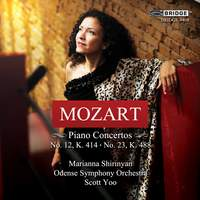 Mozart: Piano Concertos Volume 4