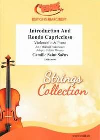 Camille Saint-Saëns: Introduction And Rondo Capriccioso
