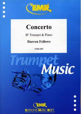 Darren Fellows: Concerto