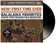 Balalaika Favourites - Vinyl Edition