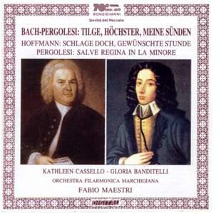 JS Bach & Pergolesi: Sacred Vocal Works