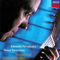 Eduardo Fernández plays Ponce, Brouwer & Lamarque-Pons