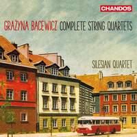 Bacewicz: String Quartets