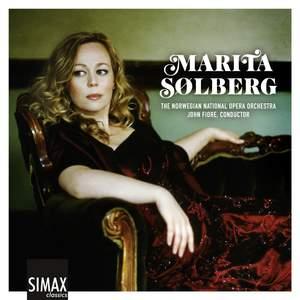Opera Arias: Marita Sølberg Product Image