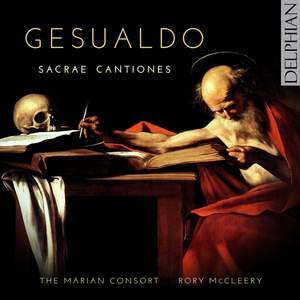 Gesualdo: Sacrae Cantiones Product Image