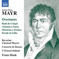 Mayr: Overtures