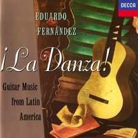 La Danza! Guitar Music From Latin America