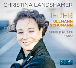 Schumann & Ullmann: Lieder