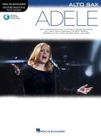 Adele - Alto Saxophone