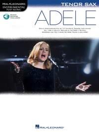 Adele - Tenor Saxophone