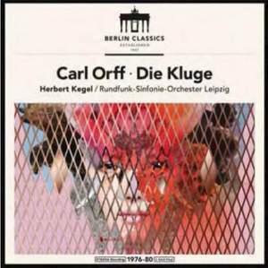 Orff: Die Kluge - Vinyl Edition