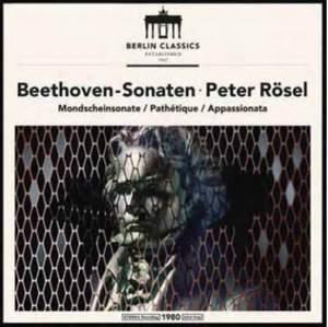 Beethoven: Moonlight, Pathétique and Appassionata Sonatas - Vinyl Edition