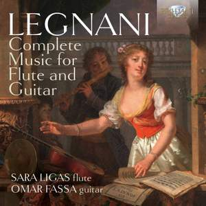 Legnani: Complete Music for Flute and Guitar Product Image