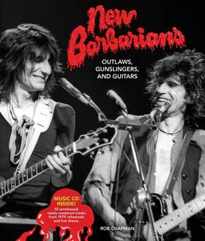 New Barbarians: Outlaws, Gunslingers, and Guitars Product Image