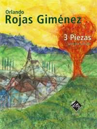 Orlando Rojas Giménez: Tres Piezas