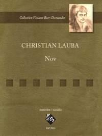 Christian Lauba: NOV