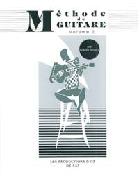 Isabelle Héroux: Méthode de guitare, vol. 2