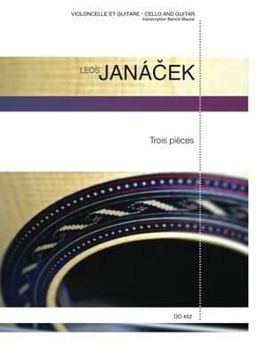 Leos Janacek: Trois pièces (cello / guit)