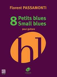 Florent Passamonti: 8 Petit Blues