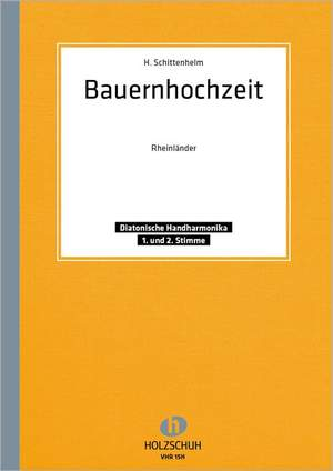 Hermann Schittenhelm: Bauernhochzeit