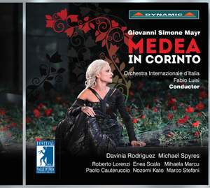 Mayr: Medea in Corinto Product Image