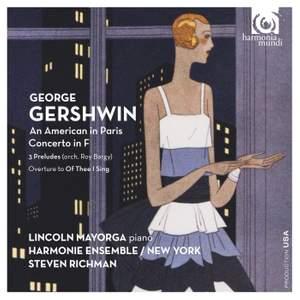 Gershwin: An American in Paris & Piano Concerto in F