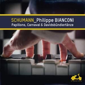 Schumann: Papillons, Carnaval & Davidsbündlertänze