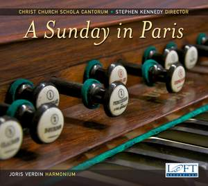 A Sunday in Paris Product Image