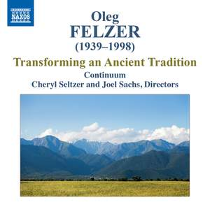 Felzer: Transforming an Ancient Tradition Product Image