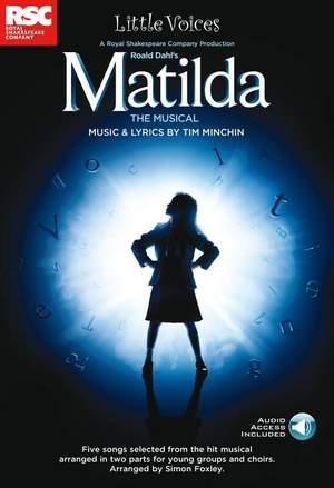 Tim Minchin: Little Voices - Matilda The Musical