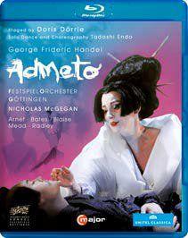 Handel: Admeto, Re di Tessaglia HWV22