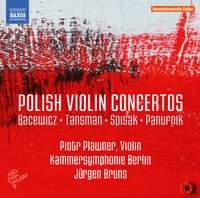 Polish Violin Concertos
