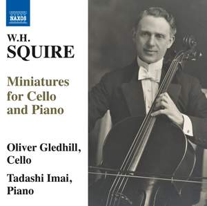 WH Squire: Cello Miniatures Product Image