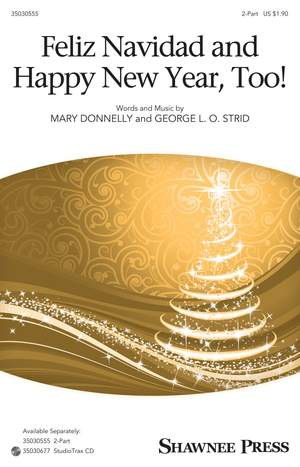 Mary Donnelly_George L.O. Strid: Feliz Navidad and Happy New Year, Too!