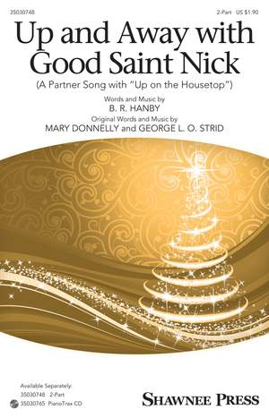 Mary Donnelly_George L.O. Strid: Up and Away with Good Saint Nick