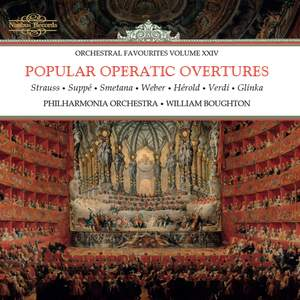 Popular Operatic Overtures