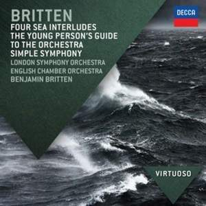 Britten: Four Sea Interludes & Young Person's Guide To The Orchestra