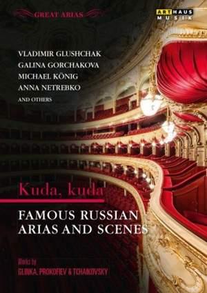Kuda, kuda: Famous Russian Arias & Scenes Product Image
