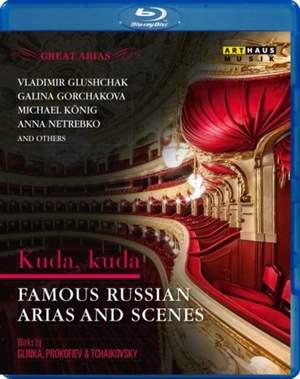 Kuda, kuda: Famous Russian Arias & Scenes