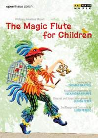 Mozart: The Magic Flute for Children