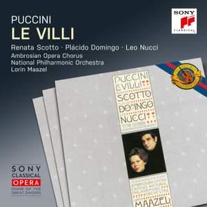 Puccini: Le Villi