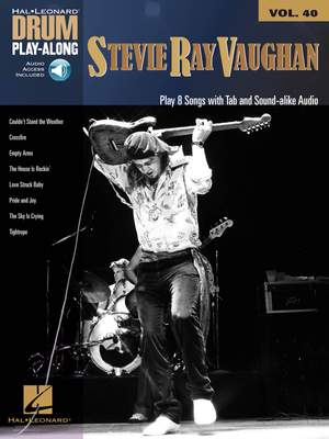 Stevie Ray Vaughan Product Image
