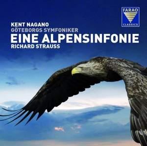 R. Strauss: Eine Alpensinfonie - Vinyl Edition