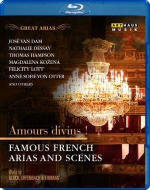 Amours divins!: Famous French Arias & Scenes