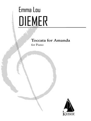 Emma Lou Diemer: Toccata for Amanda