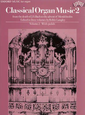 Classical Organ Music Vol.2