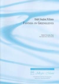 Vaughan Williams, Ralph: Fantasia On Greensleeves (Piano Solo)