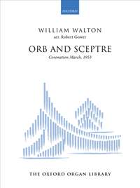 Walton, William: Orb and Sceptre