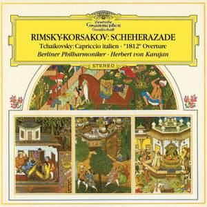 Rimsky-Korsakov: Scheherazade & Tchaikovsky Product Image