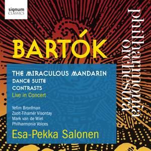 Bartók: The Miraculous Mandarin Product Image